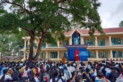 Trường THCS Lương Thế Vinh đăng cai tổ chức kỳ thi HSG cấp huyện năm học 2020 – 2021