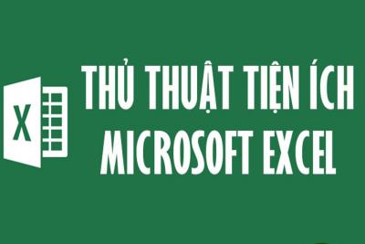 Tiện ích Excel Tiếng Việt có ích cho dân văn phòng