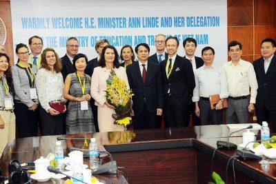 Việt Nam – Thụy Điển thúc đẩy hợp tác trong giáo dục và đào tạo