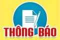 Trường THCS Lương Thế Vinh thông báo lịch nghỉ Tết Tân Sửu 2021