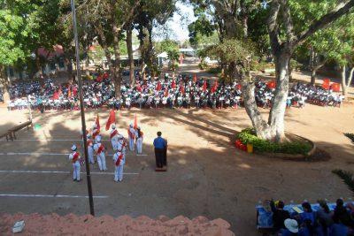Trường THCS Lương Thế Vinh tổ chức Hội thi Trò chơi dân gian và Kể chuyện Bác Hồ