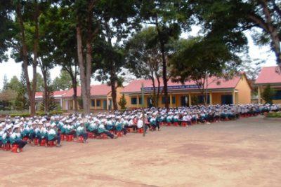 Trường THCS Lương Thế Vinh tổ chức sơ kết học kì 1 năm học 2012 – 2013