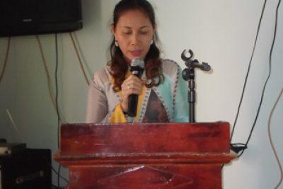 Trường THCS Lương Thế Vinh tổ chức tọa đàm kỉ niệm ngày PNVN 20/10