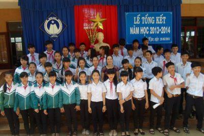 Trường THCS Lương Thế Vinh điểm sáng về chất lượng giáo dục tại Cư M'gar Đăk Lăk